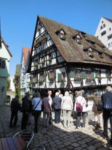 Rückblick ……und um Ulm herum leid a Klötzle Blei 2016